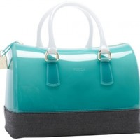 Furla Candy Bauletto Satchel:Amazon:Clothing