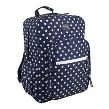 Eastsport Girl Student Large Backpack with Multiple Compartments