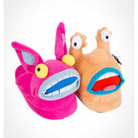 Aaah Real Monsters Adult Unisex Slippers