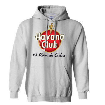 Havana Club Vintage logo Mens Hoodie and Womens Hoodie Fast Shipping to USA