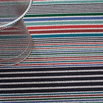 Shag Mixed Stripe | Candy