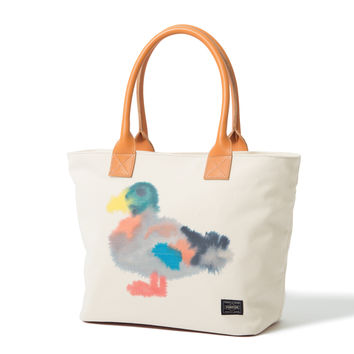 ROP VAN MIERLO|TOTE BAG (MS) DUCK