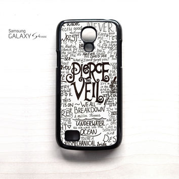 3 Pierce the Veil for Samsung Galaxy MiniS3/S4/S5 phonecases