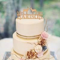 Gay Wedding Cake Toppers Mr and Mrs Cake Topper Wood Personalized  Wedding Cake Topper Custom Wooden Wedding Cake Topper