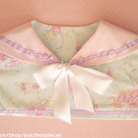 Reversible Fairy-Kei Sailor Collar