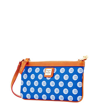 MLB Cubs 2016 World Series Large Slim Wristlet