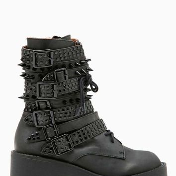 Jeffrey Campbell Damian Boot