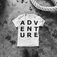 The ADVENTURE t-shirt (It's back!)