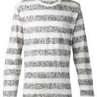 Levi's: Made & Crafted striped T-shirt