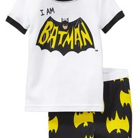 Old Navy DC Comics Batman PJ Sets For Baby