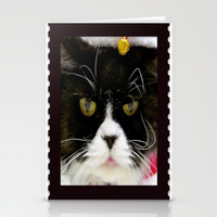 Jingle Classic Humphries Stationery Cards by Gwendalyn Abrams
