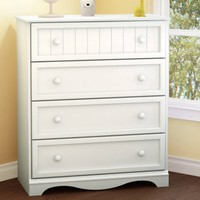 South Shore Savannah 4-Drawer Chest, Multiple Finishes - Walmart.com