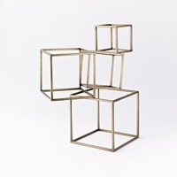 Cubed Sculpture