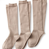 Women's Seamless Trouser Socks (3-pack) from Lands' End