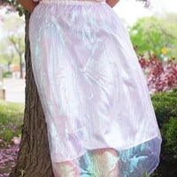 Jellyfish Skirt