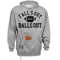XXL Balls Out for Fall: Mom Means Business