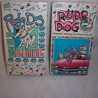 80s Rude Dog Graphic T Shirt From Dashright On Etsy Vintage