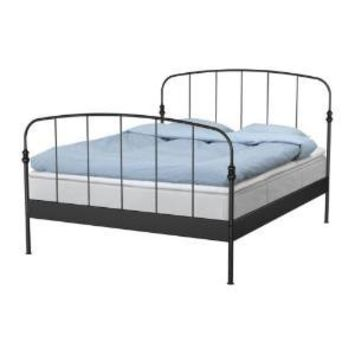 IKEA | Beds | Queen & double beds | LILLESAND | Bed frame