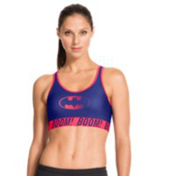 Under Armour Women's Under Armour® Alter Ego Pop Art Batgirl Sports Bra