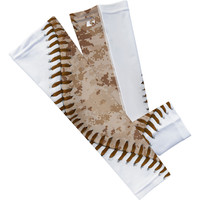 Baseball Lace Sniper Arm Sleeve