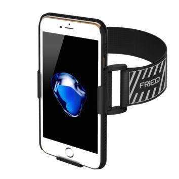 iPhone 7 Armband, FRiEQ Armband for Apple iPhone 7 - Lightweight & Fully Adjusta