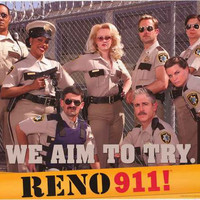 Reno 911! TV Show Cast 2006 Poster 24x36