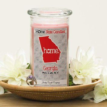 Home State Candles - Georgia