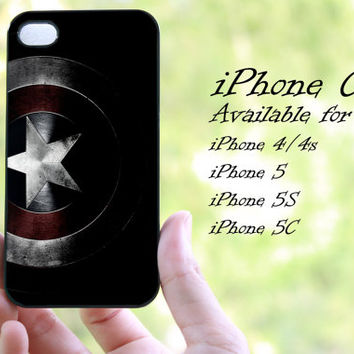 captain america design iphone case for iphone 4 case, iphone 4s case,galaxy s3, s4 case, iphone 5 case, iphone 5s case, iphone 5c case