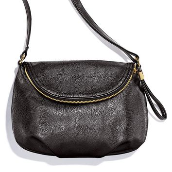 Textured Cool Crossbody Bag