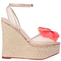 Charlotte Olympia 'Miranda In Bloom' Sandal
