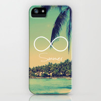 Forever Summer Vintage iPhone & iPod Case by RexLambo