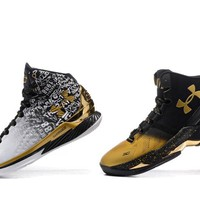 HCXX Men's Under Armor Curry MVP Basketball Shoes  40-46