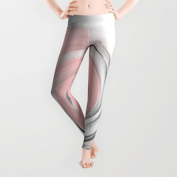 Circular love Leggings by Zia