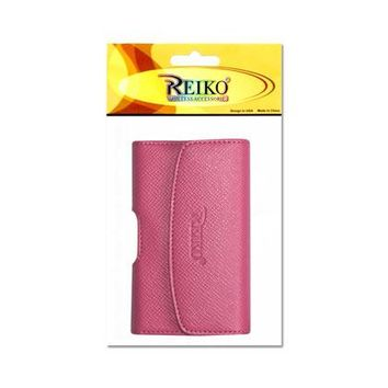 HORIZONTAL POUCH HP1023A PALM PRE HOT PINK 3.9X0.6X2.3 INCHES: Case Of 120