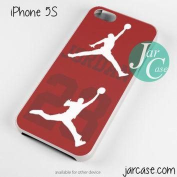 DCKL9 Air Jordan Step Phone case for iPhone 4/4s/5/5c/5s/6/6 plus