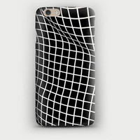 GRID BLACK WHITE American Apparel Hipster Grunge Aesthetic Case iPhone 5, 5s, 6, 6+, Samsung Galaxy s5