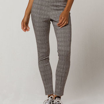 IVY & MAIN Houndstooth Womens Leggings