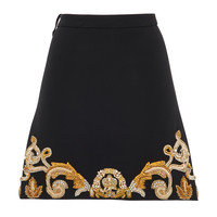 Embellished Mini Skirt | Moda Operandi