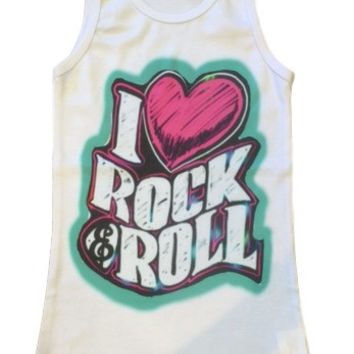 PW Rock n Roll Lounge Tank