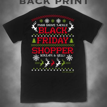 Sweet Thing Black Friday Shopping Got the Last One Girlie Bright T-Shirt