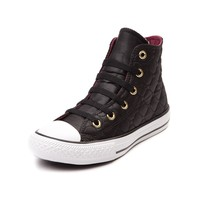 Youth Converse Chuck Taylor All Star Hi Quilted Sneaker