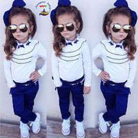Girls 2 Piece Outfit Set