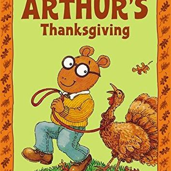 Arthur's Thanksgiving Arthur Adventure Series Reprint