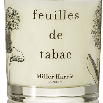 Miller Harris - Feuilles de Tabac scented candle, 185g