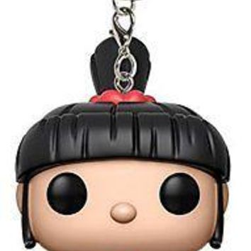 Funko POP Keychain Despicable Me 3 Agnes Action Figure