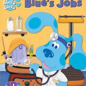 Steve Burns & Traci Paige Johnson & Angela Santomero & Bruce Caines-Blue's Clues - Blue's Jobs
