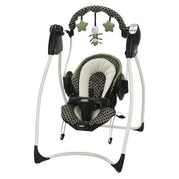Graco Duo 2 in 1 Swing and Bouncer