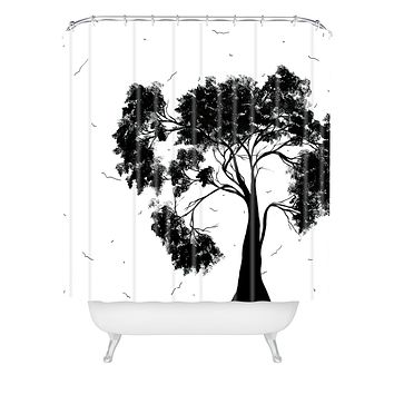 Madart Inc. Modern Designs 3 Shower Curtain