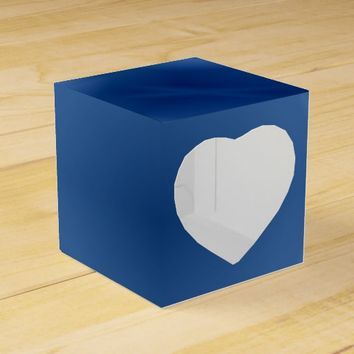 Blues Favor Box