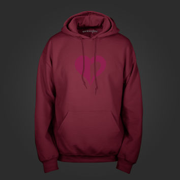Welovefine:Hero of Heart Pullover Hoodie